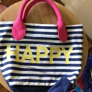 "Gymboree ""Happy"" Purse"